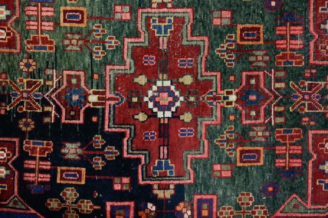Persian Hamadan Carpet - 2