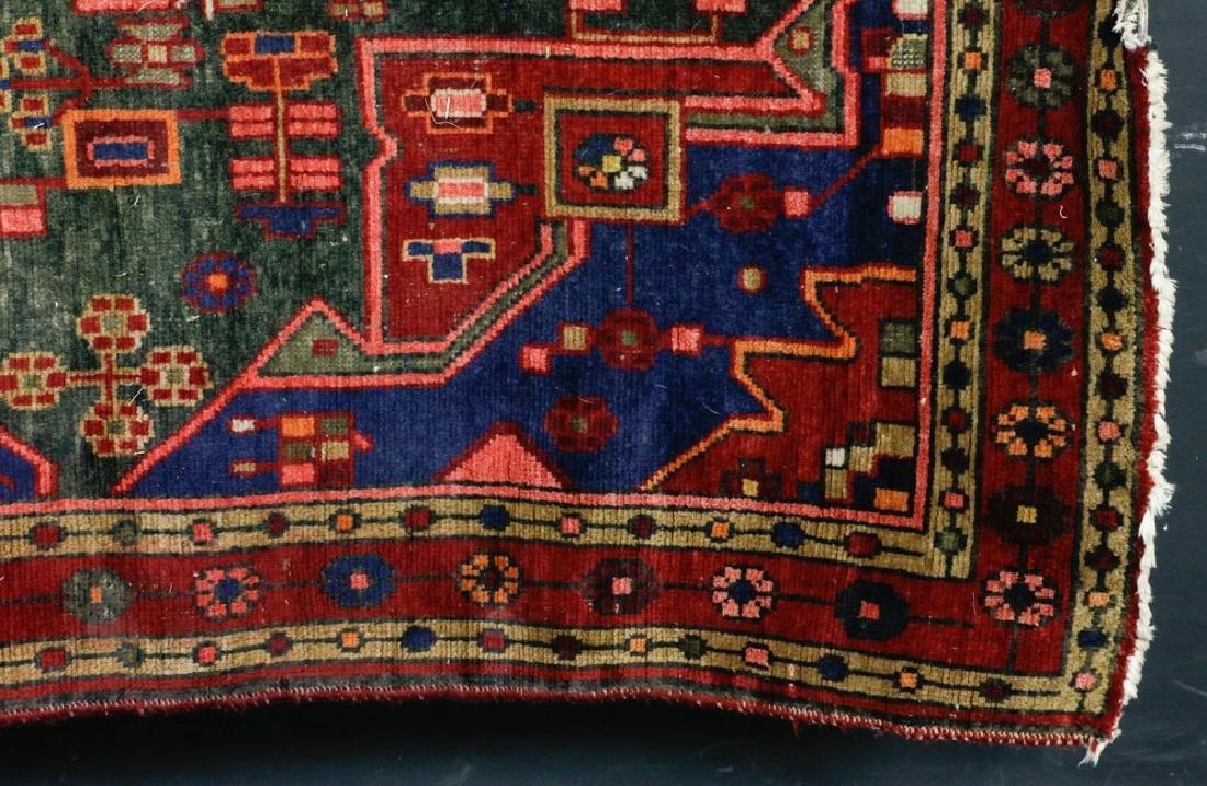 Persian Hamadan Carpet - 3