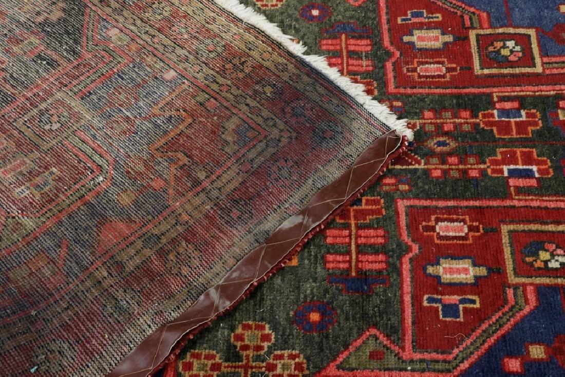Persian Hamadan Carpet - 4