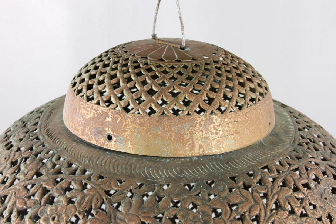 Antique Indian Lantern - 2