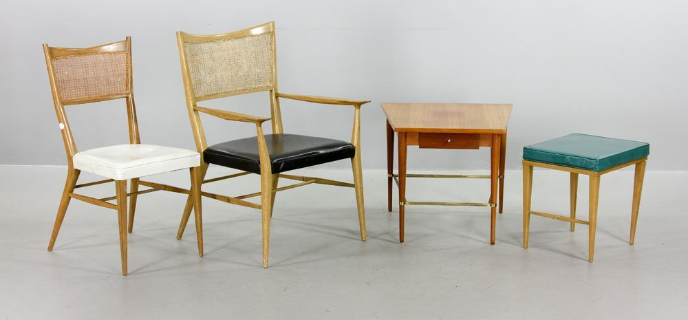 Collection of Mid-Century Modern Furnishings