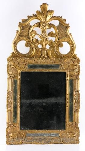 19th C. French Mirror
