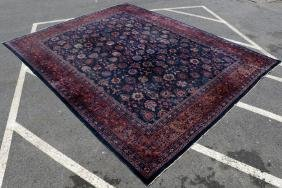 Antique Turkish Oriental Carpet