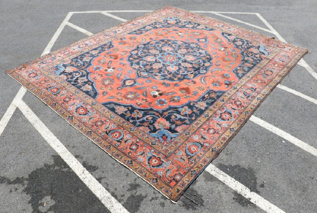 Antique Persian Heriz/Tabriz Carpet