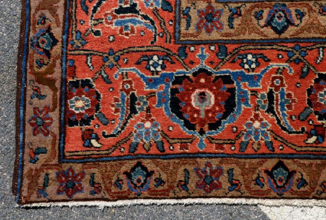 Antique Persian Heriz/Tabriz Carpet - 3