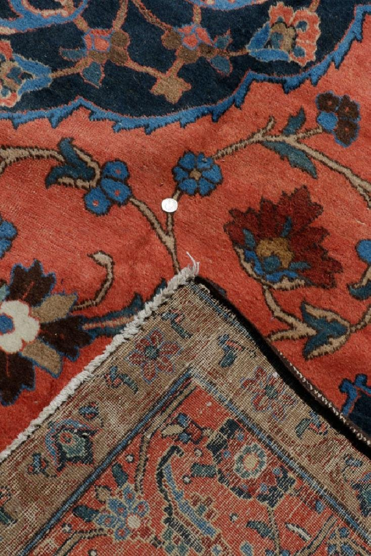 Antique Persian Heriz/Tabriz Carpet - 4