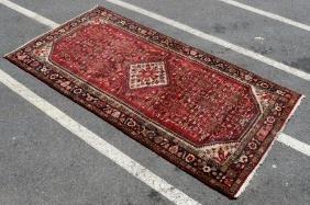 Antique Persian Hamadan Oriental Carpet