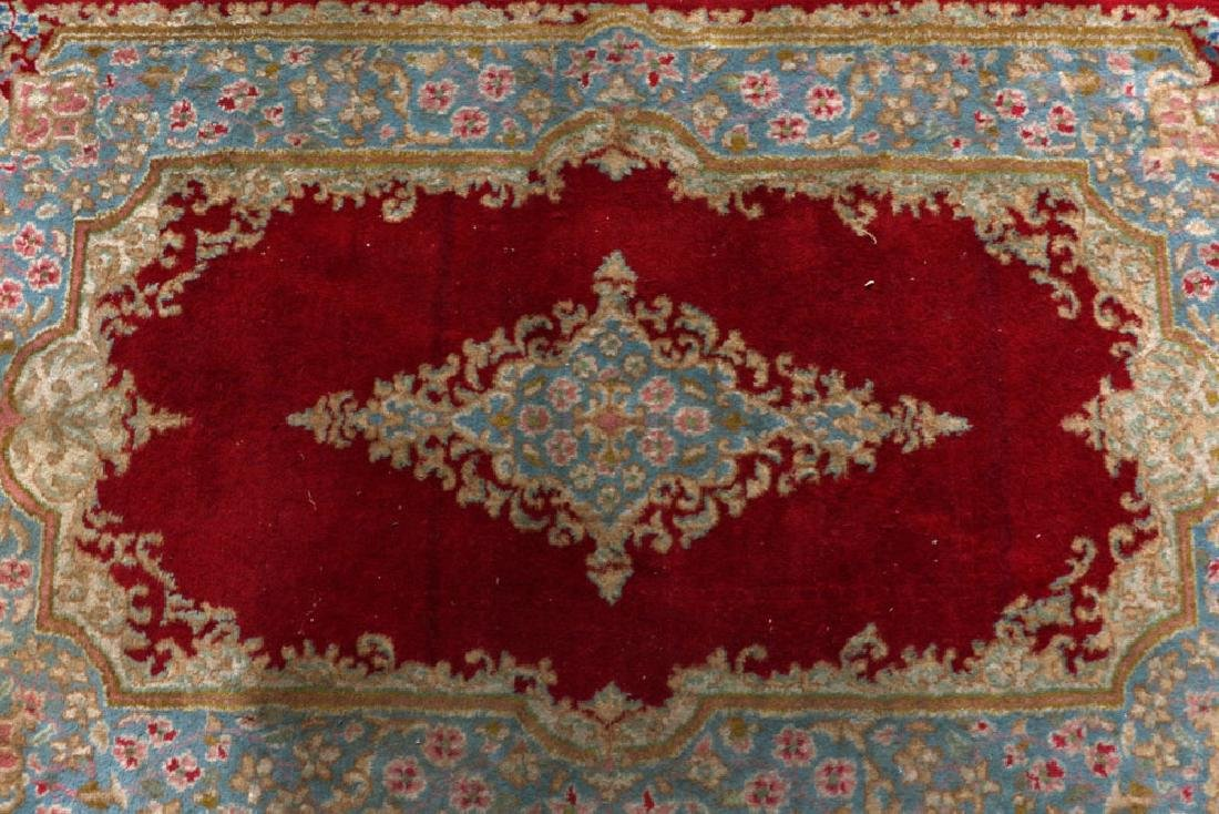 Antique Persian Kerman Runner and Scatter - 3