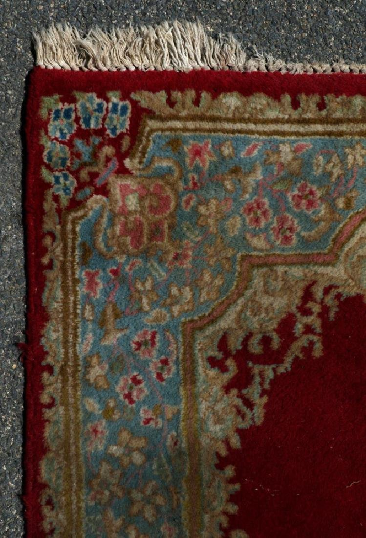 Antique Persian Kerman Runner and Scatter - 4
