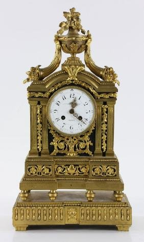 19th C. French Mantel Clock