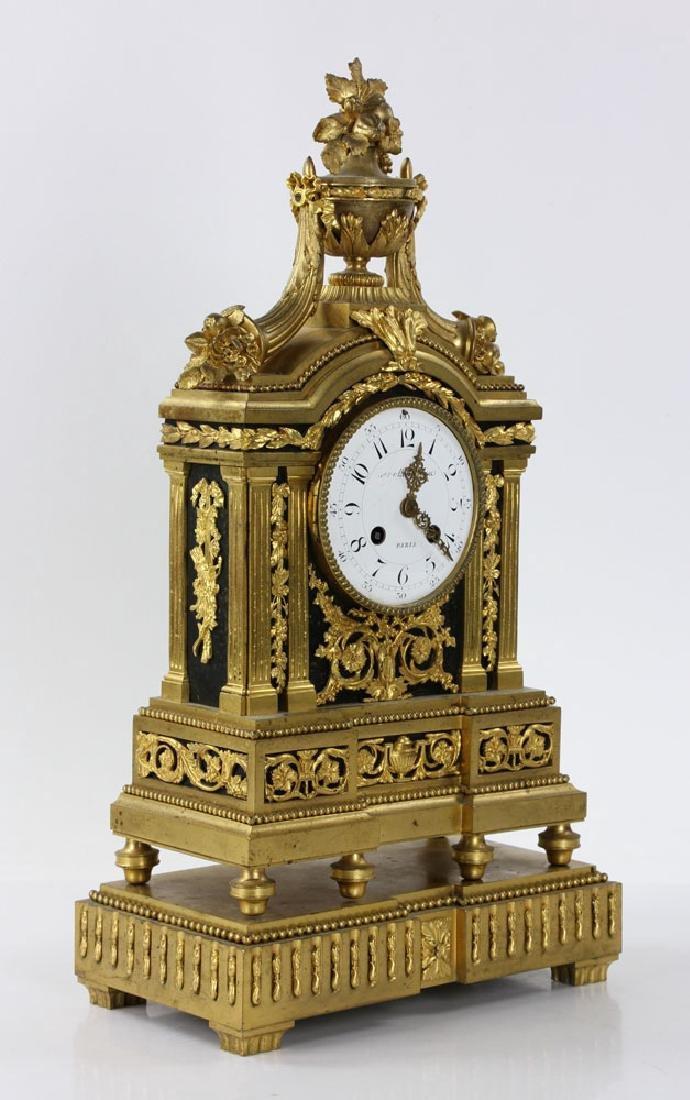 19th C. French Mantel Clock - 2
