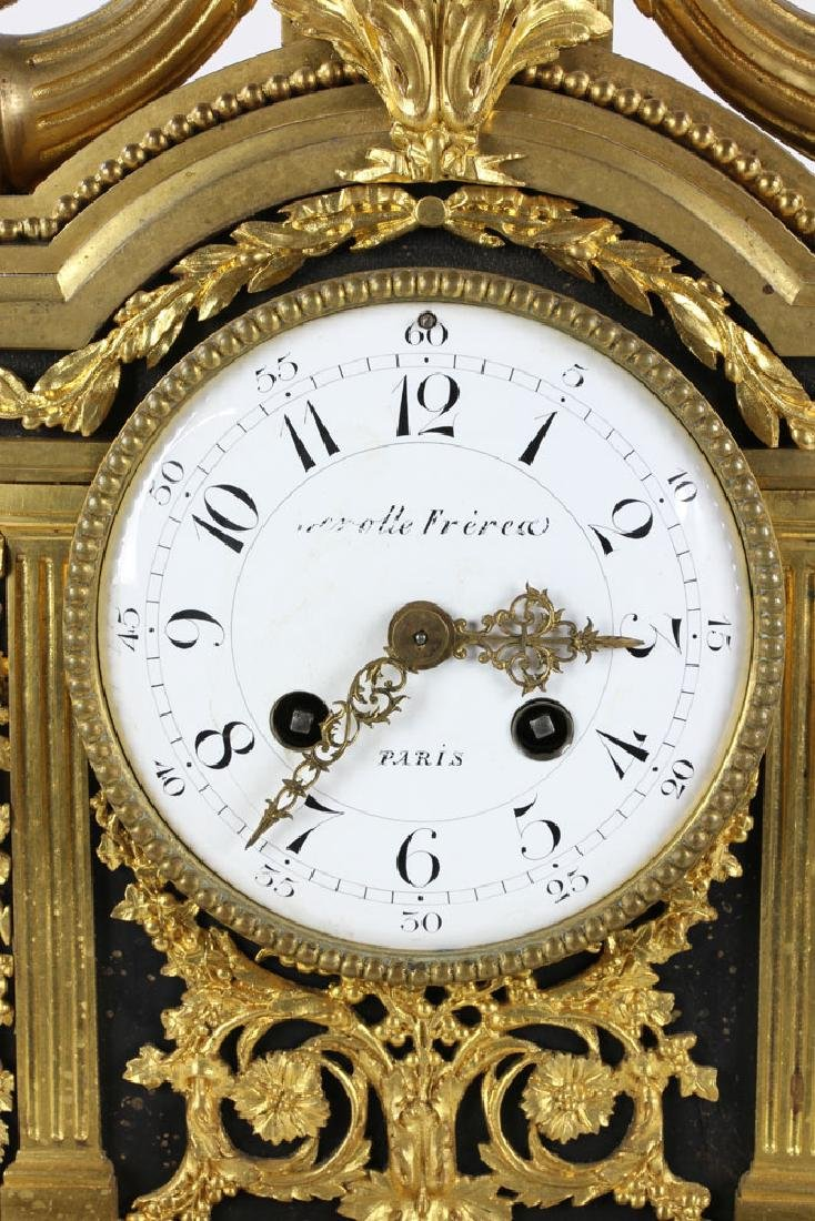 19th C. French Mantel Clock - 6