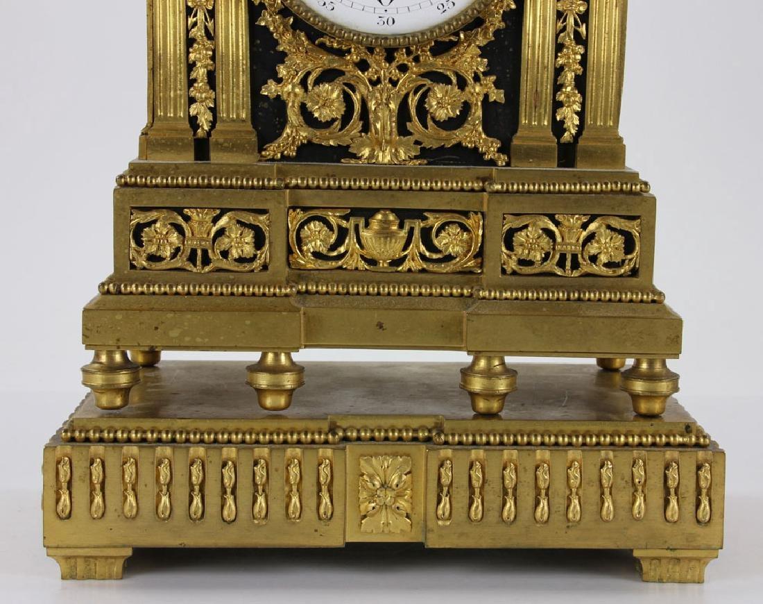 19th C. French Mantel Clock - 8