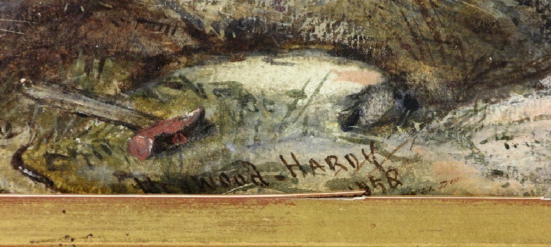 Hardy, Horse & Donkey, Oil on Canvas - 6