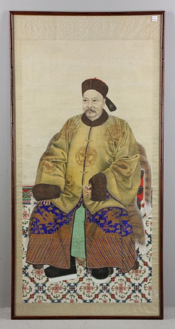Large Ancestral Portrait