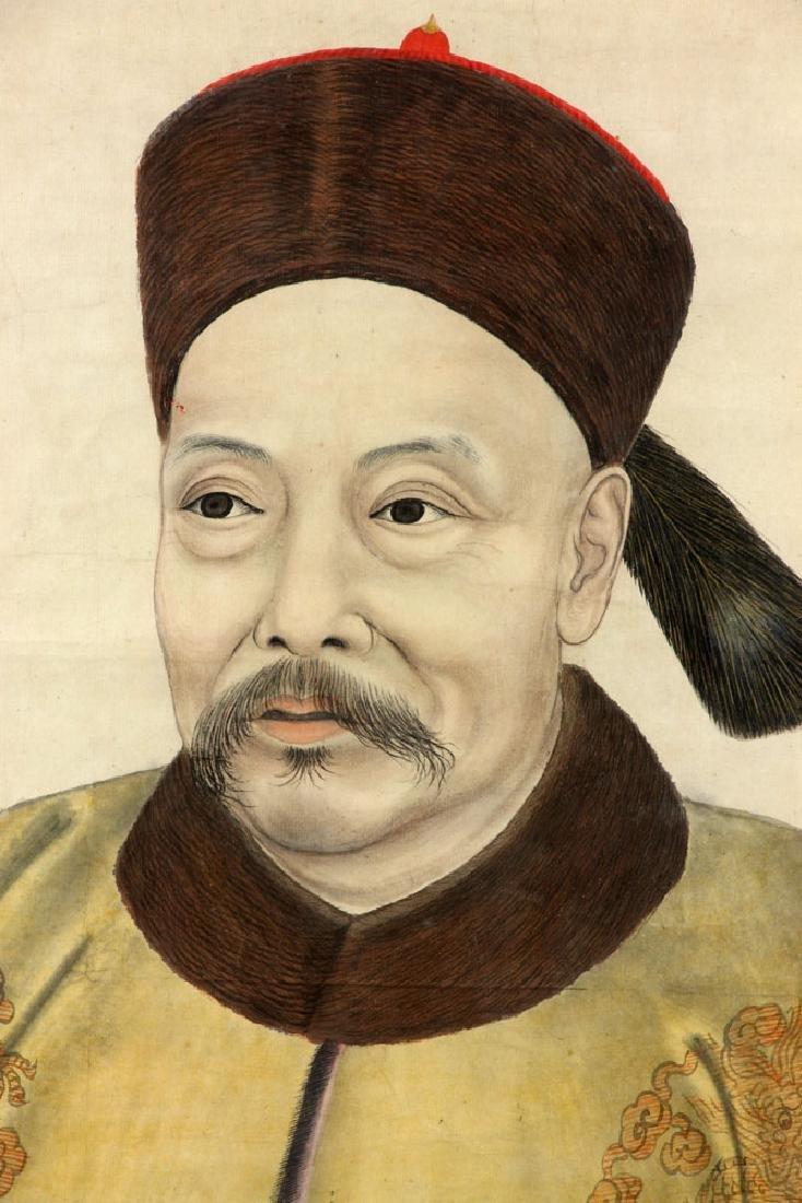 Large Ancestral Portrait - 6