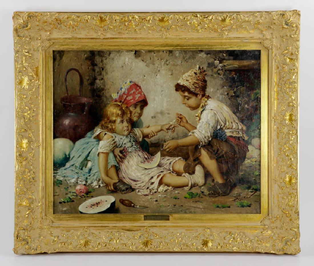 F. Oliva, Italian Painting
