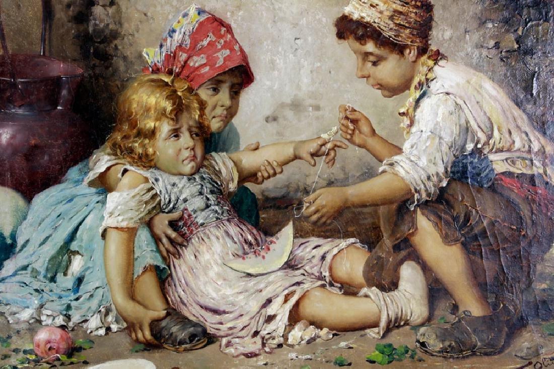 F. Oliva, Italian Painting - 3