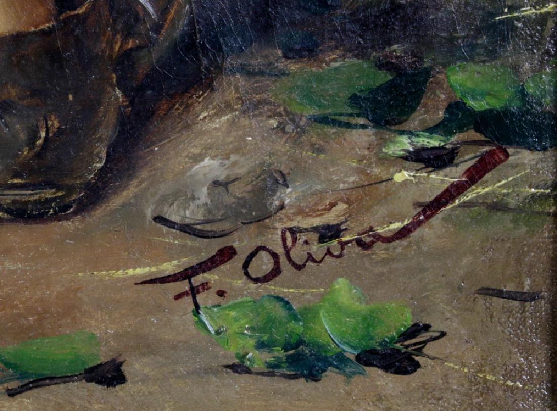 F. Oliva, Italian Painting - 7