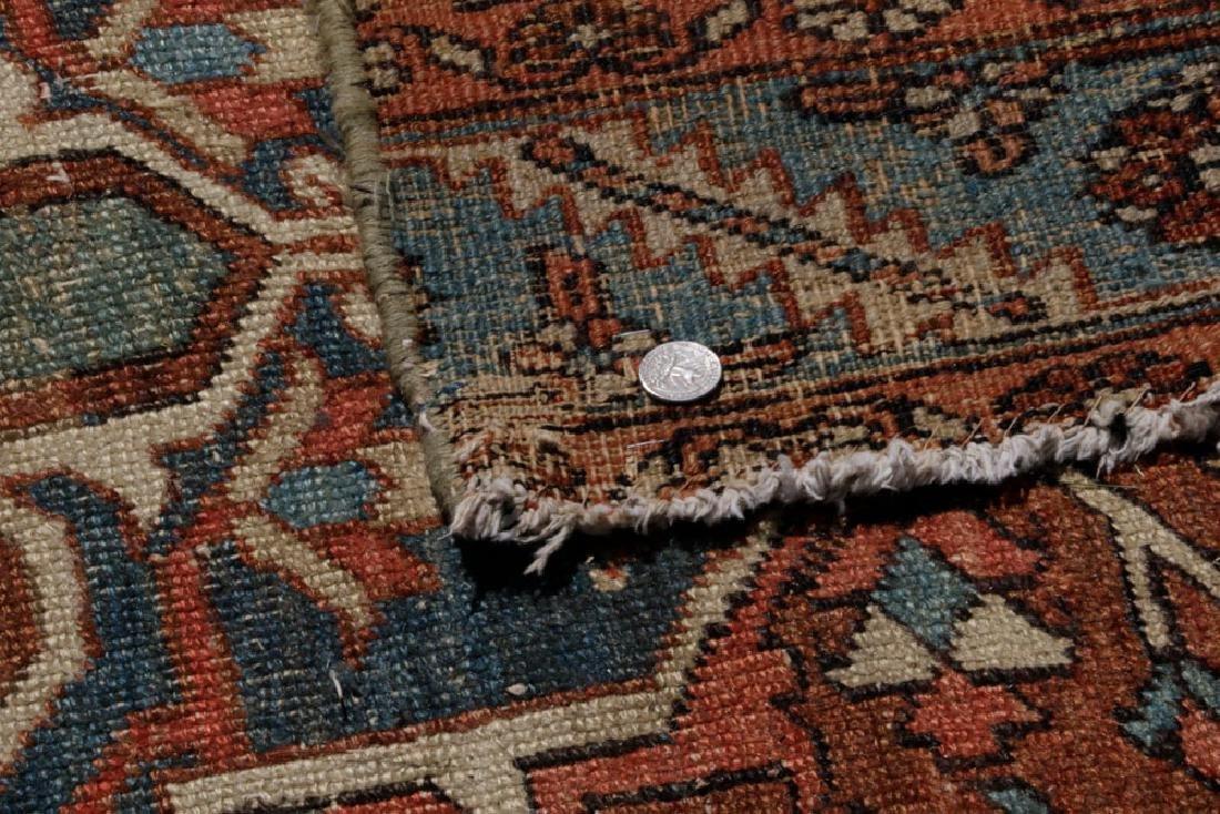Antique Persian Heriz Carpet - 4