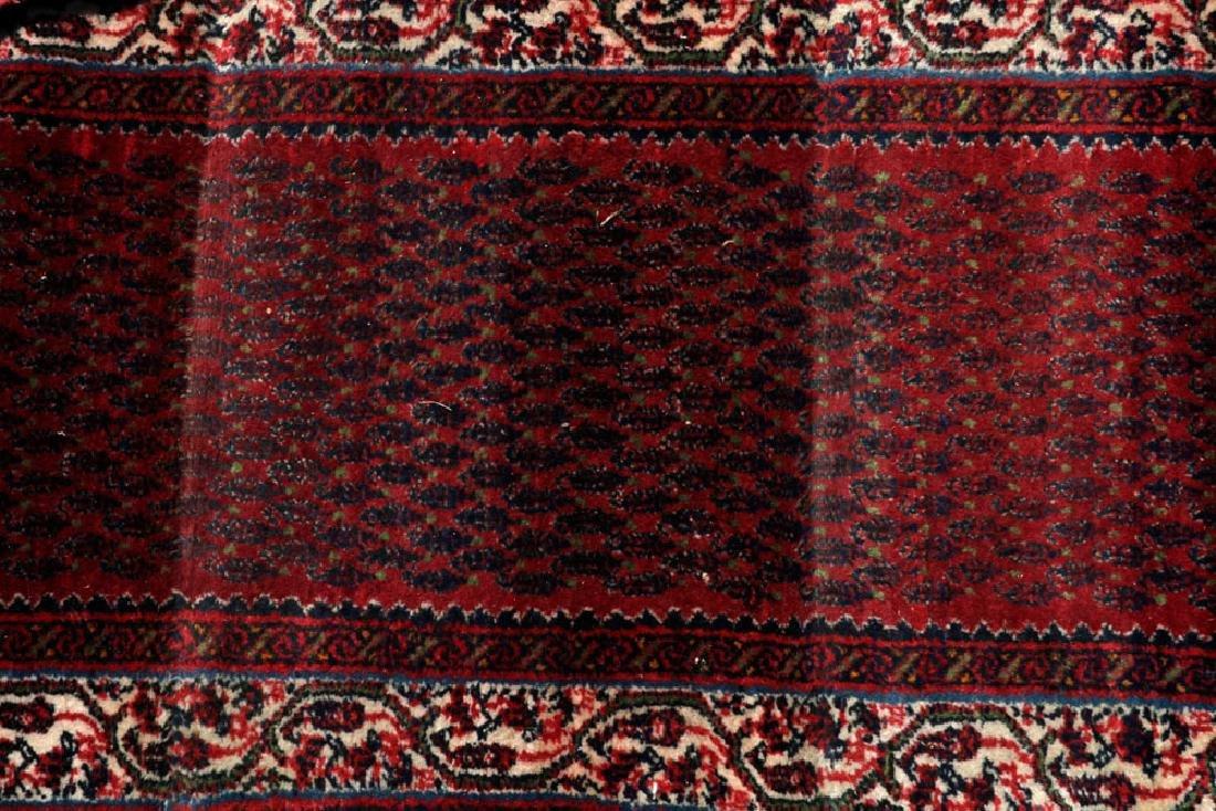 Antique Persian Hamadan Runner - 2