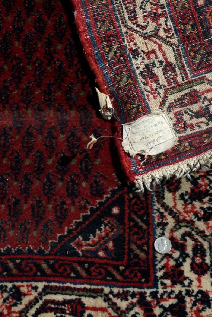 Antique Persian Hamadan Runner - 4