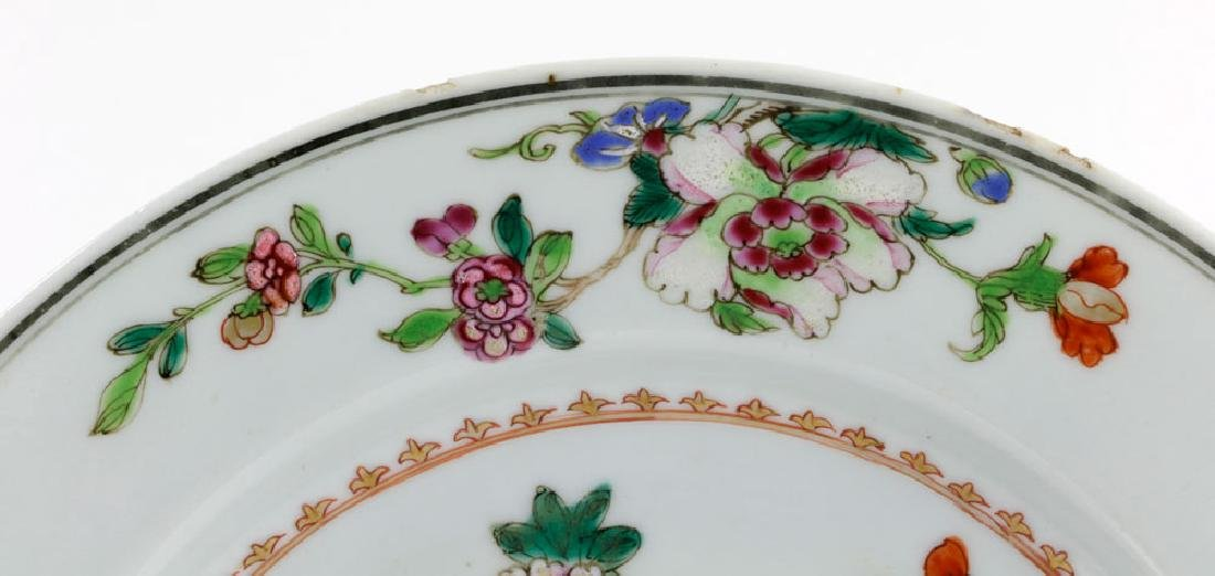 Chinese Export Porcelain Plate - 4