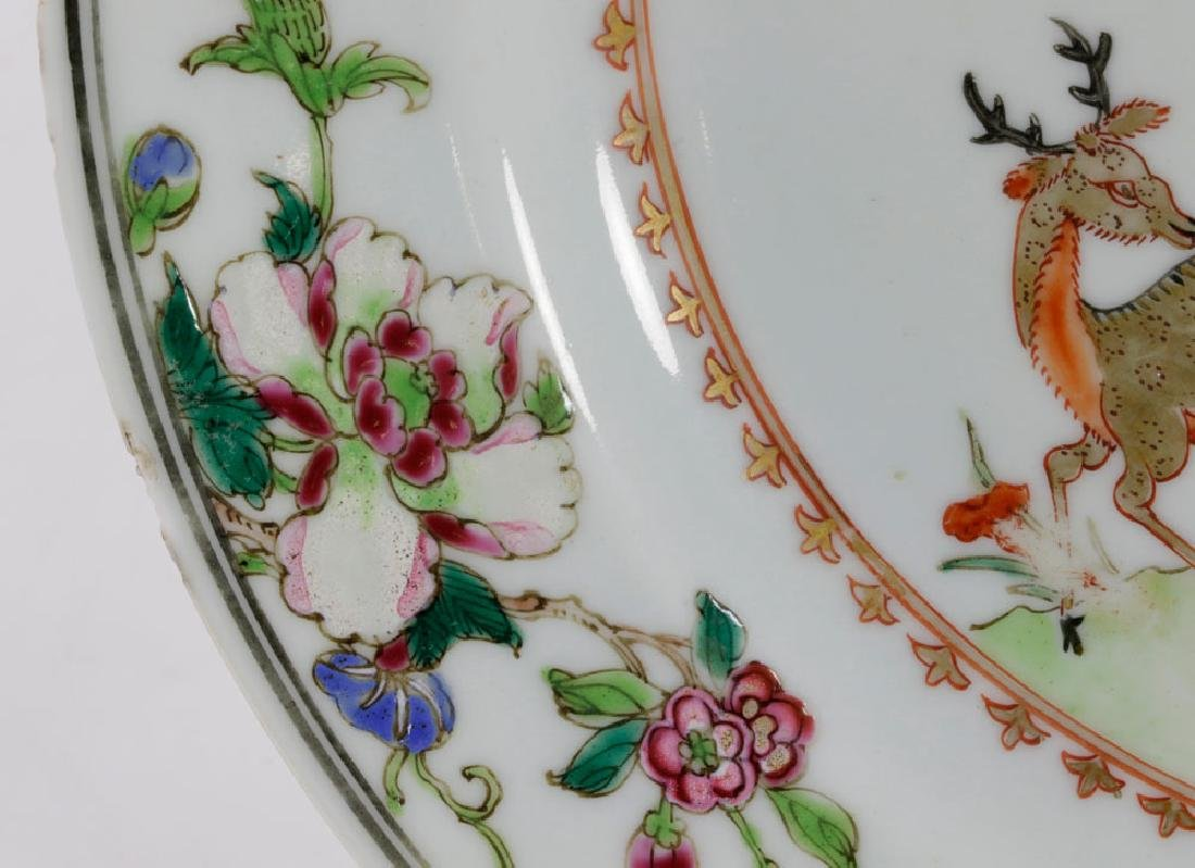 Chinese Export Porcelain Plate - 5