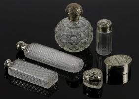 Ladies' Vanity Accessories