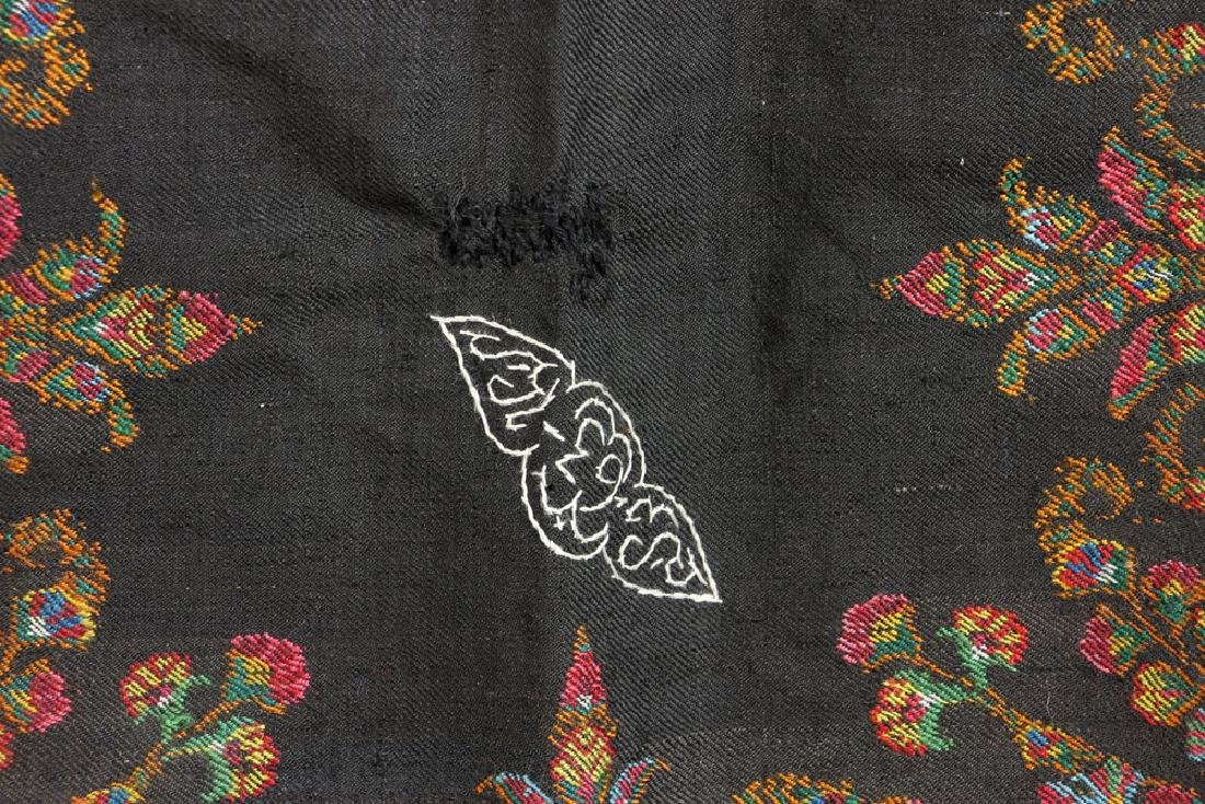 Two Hand Woven Shawls - 3