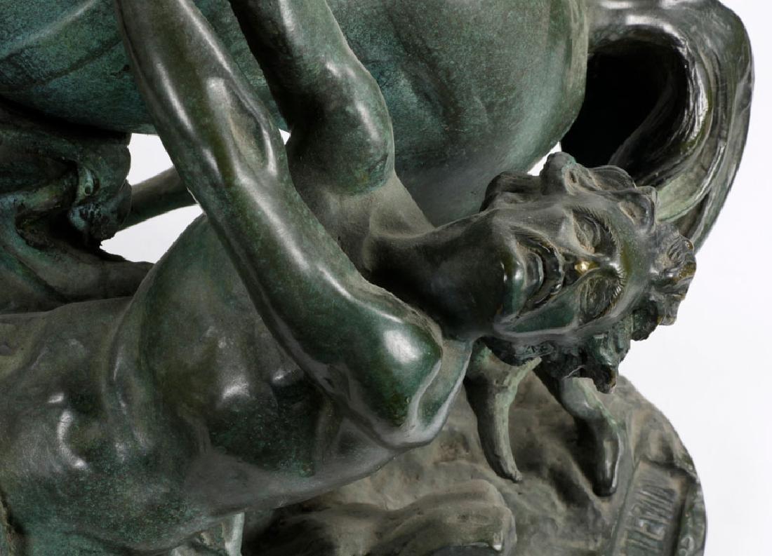 Italian Classical Style Bronze Sculpture - 3