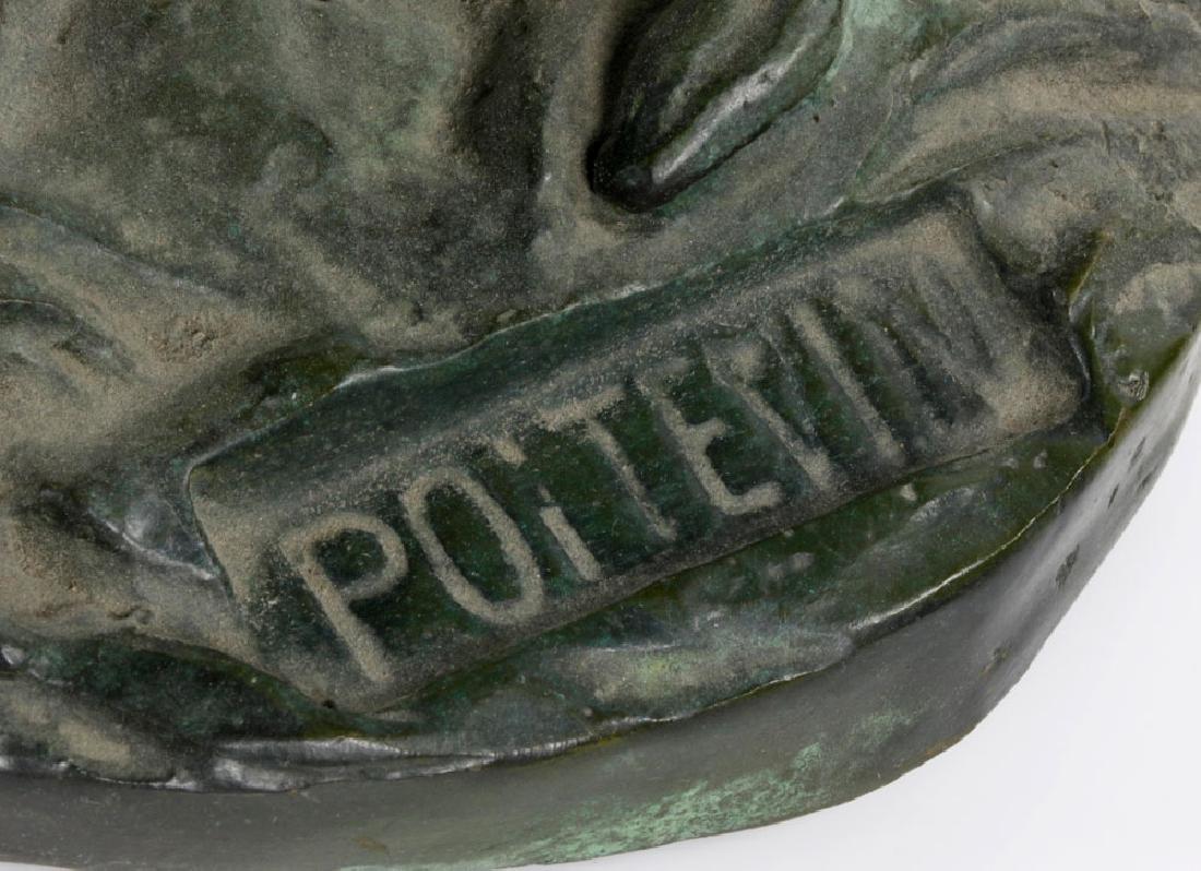 Italian Classical Style Bronze Sculpture - 5