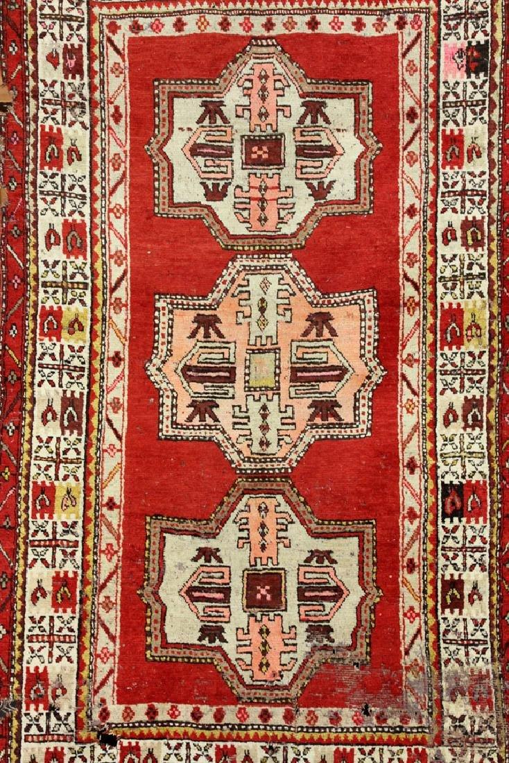 Antique Anatolian and Hamadan Carpets - 2