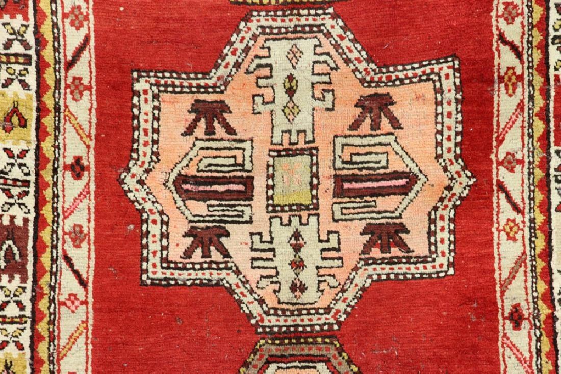 Antique Anatolian and Hamadan Carpets - 3