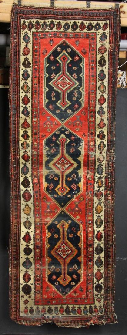 Antique Anatolian and Hamadan Carpets - 4