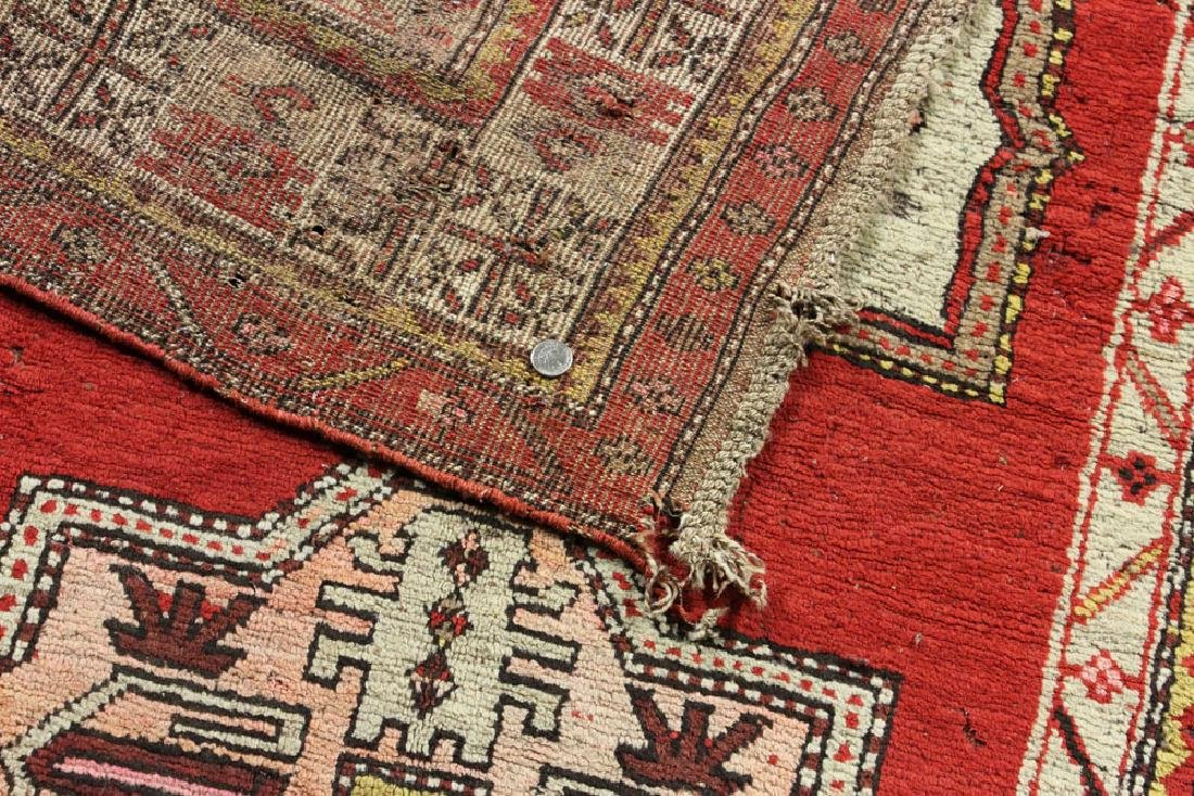 Antique Anatolian and Hamadan Carpets - 7
