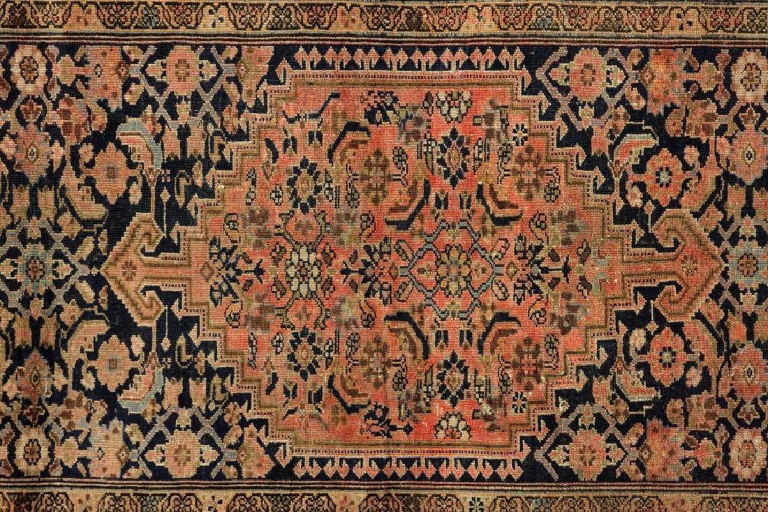 Antique Persian Tabriz Carpet - 2