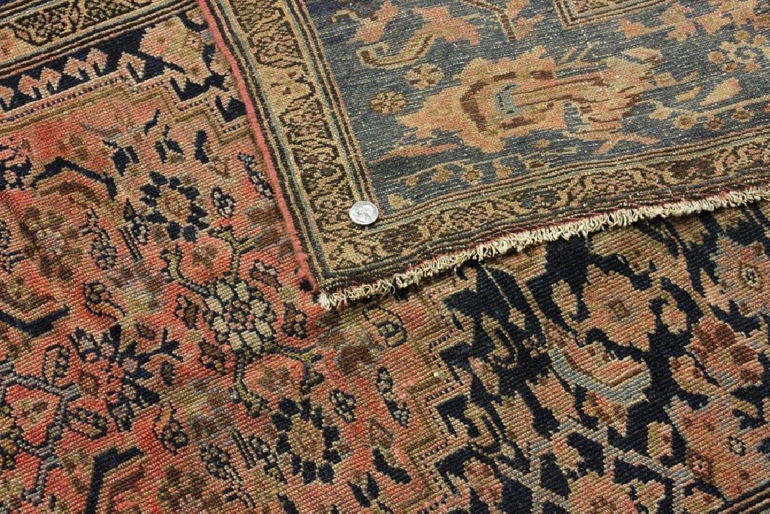 Antique Persian Tabriz Carpet - 4