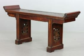 19th C. Chinese Altar Table
