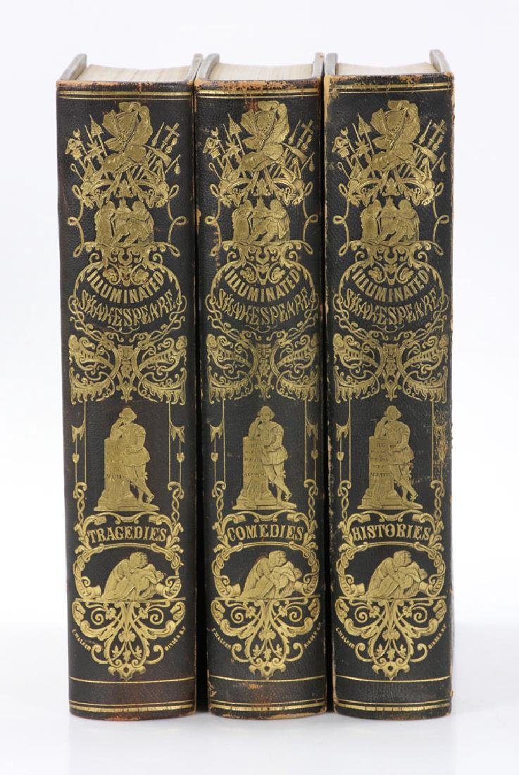 Illustrated Shakespeare, Vols. I-III - 2