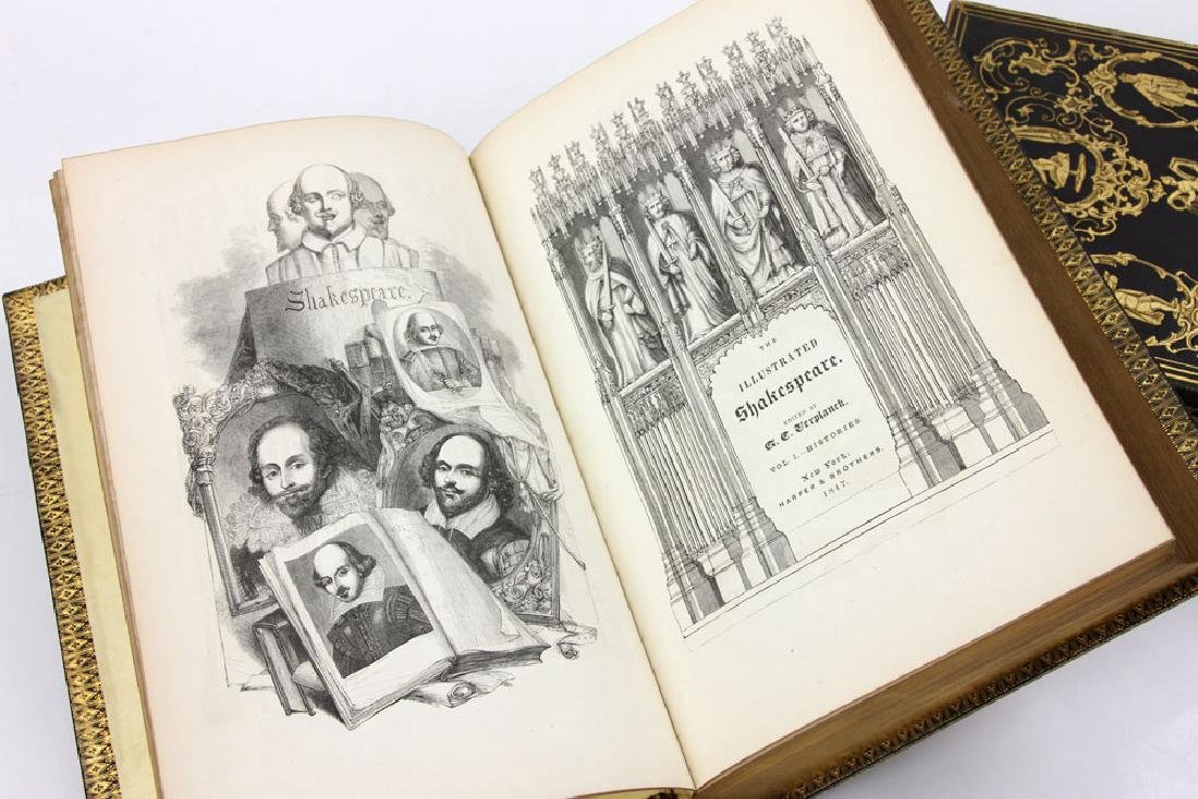 Illustrated Shakespeare, Vols. I-III - 3