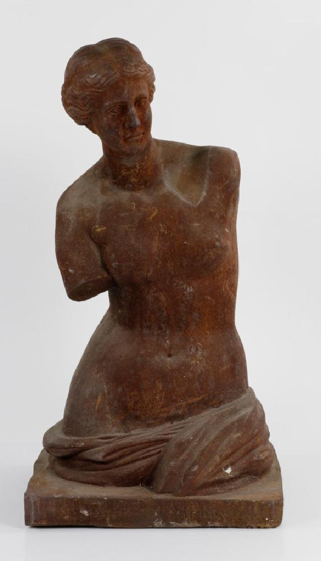 Classical Style Sculpture of Women