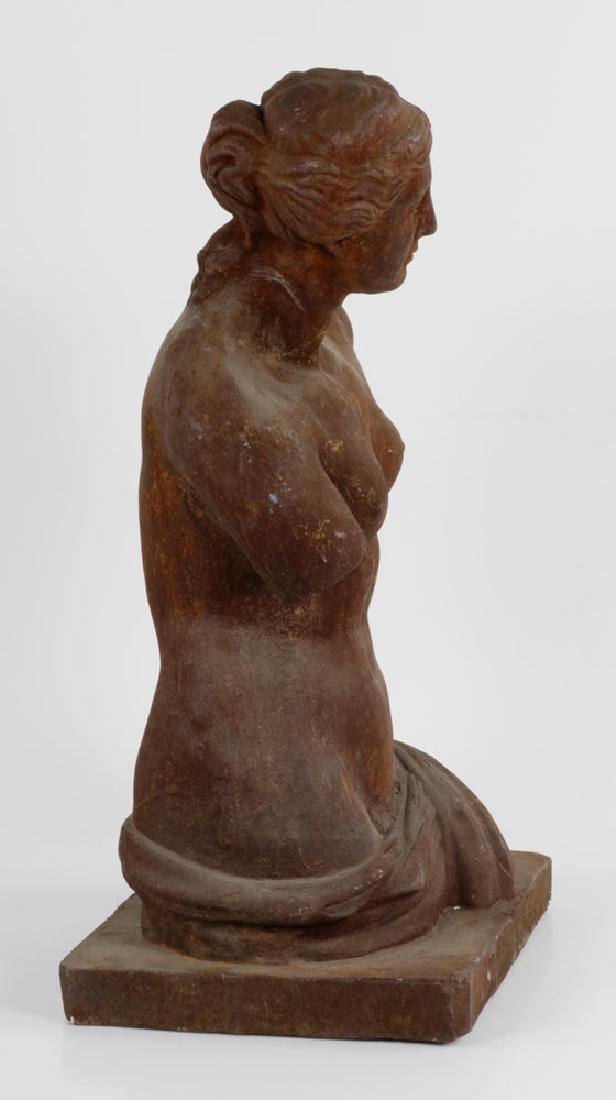 Classical Style Sculpture of Women - 2