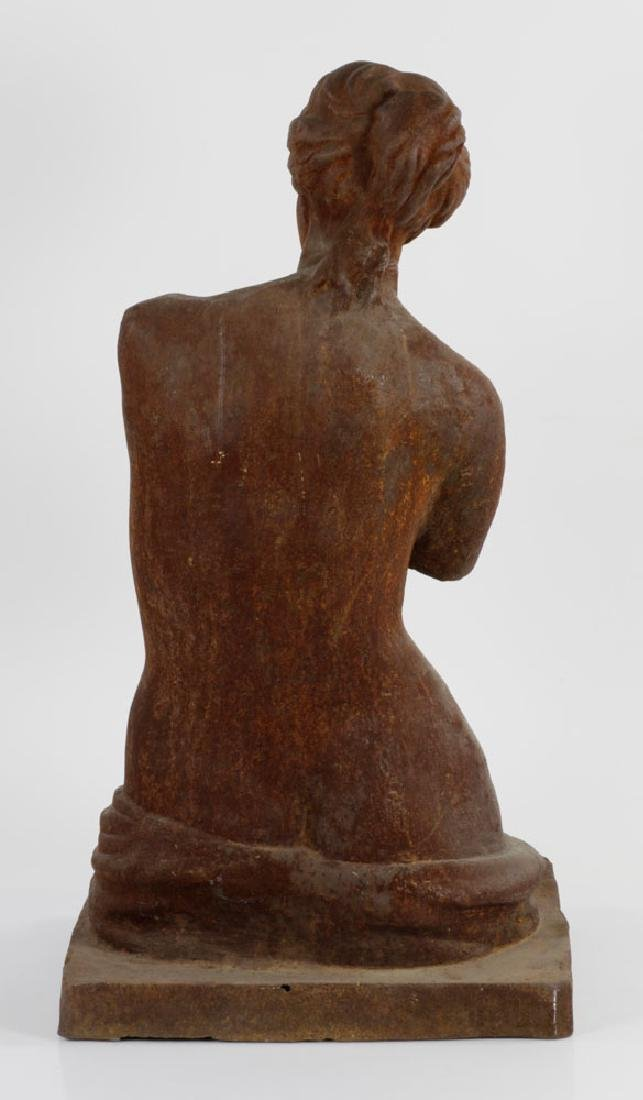 Classical Style Sculpture of Women - 3