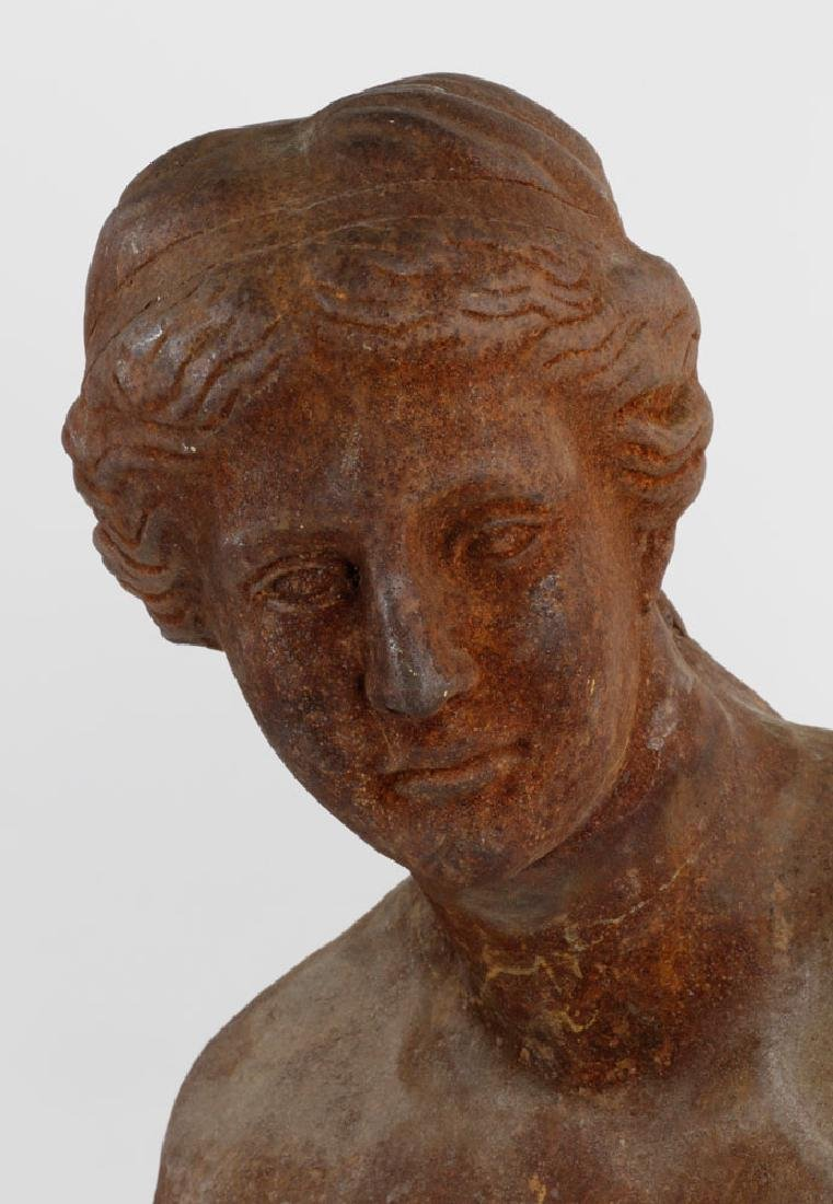 Classical Style Sculpture of Women - 5