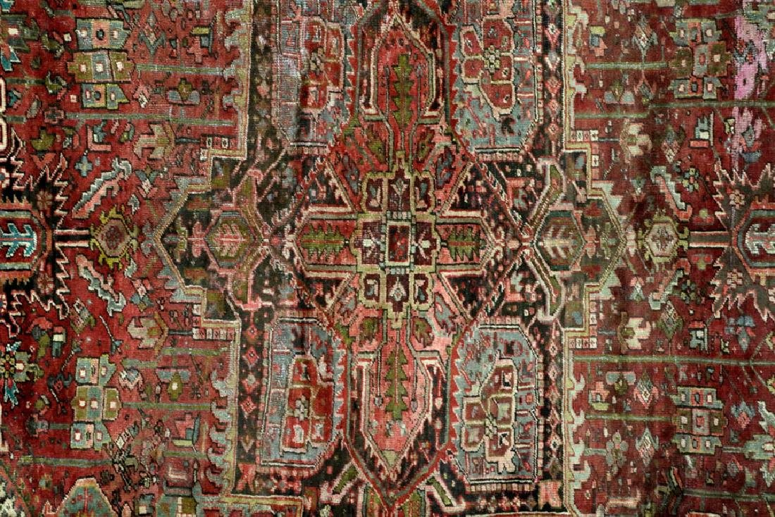 Antique Heriz Carpet - 2