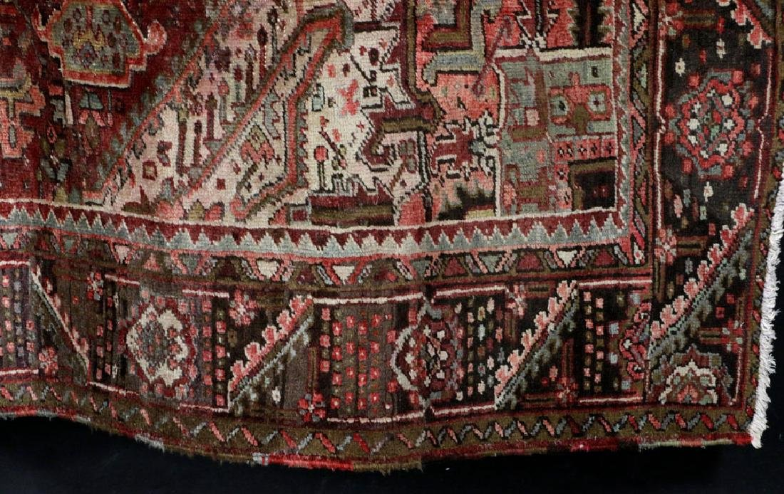 Antique Heriz Carpet - 3