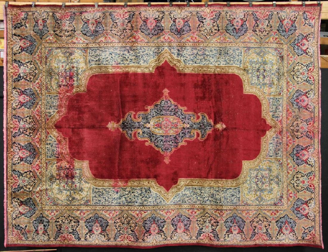 Persian Kerman Carpet