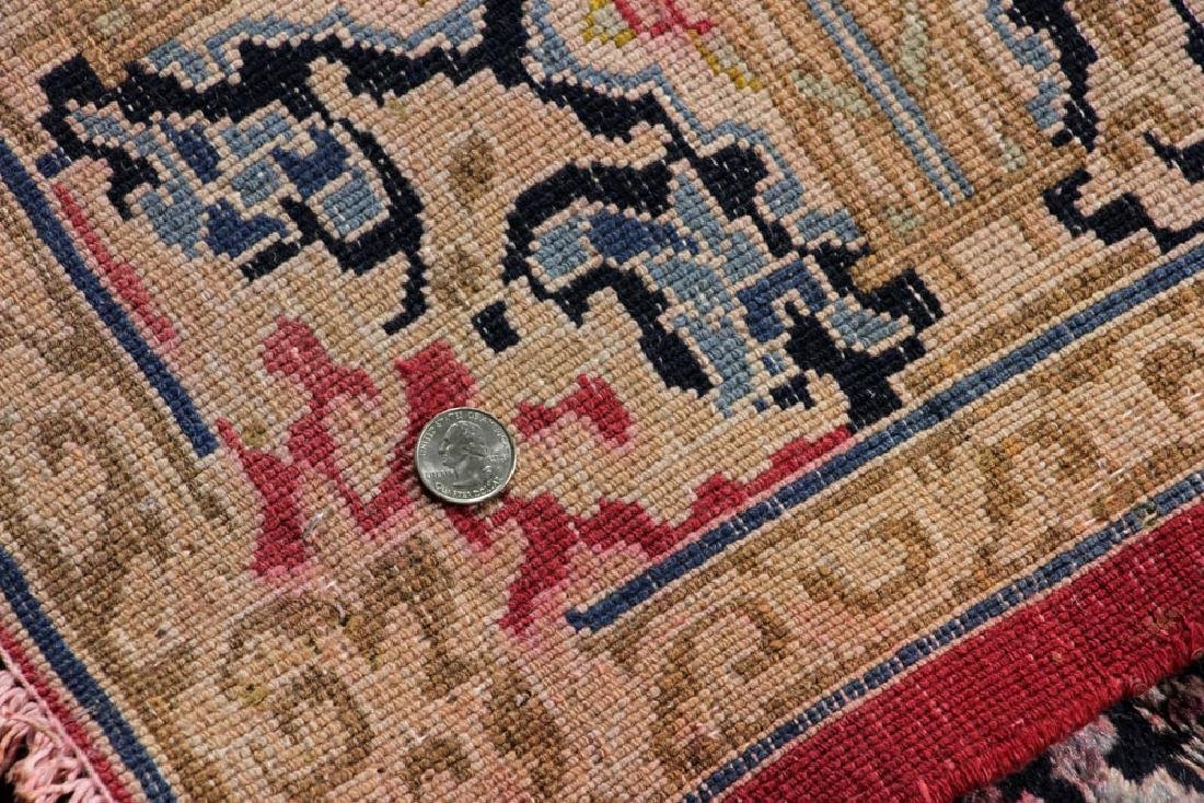 Persian Kerman Carpet - 6
