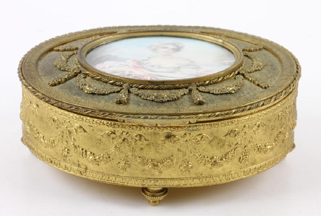 19th C. French Jewelry Box - 2